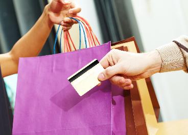 Las compras impulsivas en rebajas