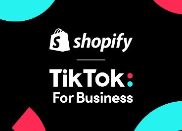 TikTok se alía con Shopify