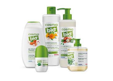 Nueva gama Cosmia Bio de Auchan