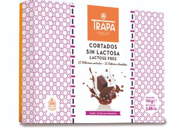 Chocolates Trapa Sin Lactosa