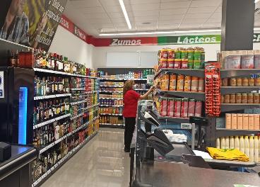 Covirán y Spar abren supermercados
