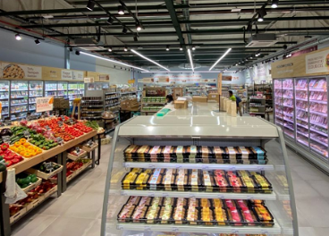 Supermercado ecológico Veritas