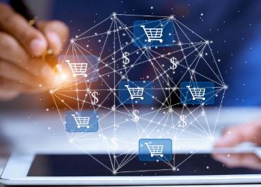Retail y redes sociales, por Astound Commerce