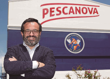Ignacio González, de Nueva Pescanova