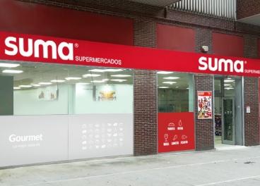 Supermercado franquiciado 'suma' de GM Food