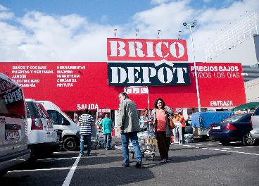 Tienda de Brico Depot