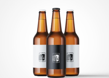 Sello para cervezas artesanas