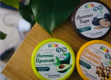 Hummus de Taste Shukran en Alcampo