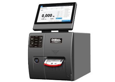 Etiquetadora manual LP-5000 de Dibal