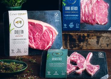 Nuevas carnes ibéricas de Covap