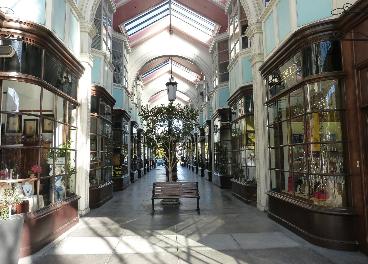 Galería comercial de lujo