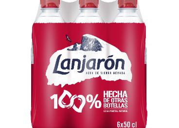 Botellas Lanjarón 50cl