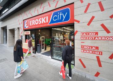 Eroski City (Bilbao)
