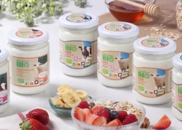 Nueva gama de yogures y kéfir Carrefour