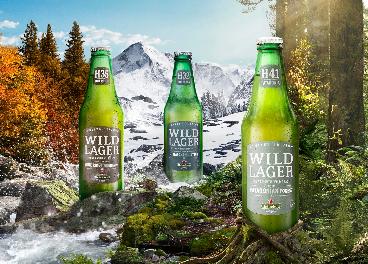 Ediciones limitadas de Wild Lager de Heineken