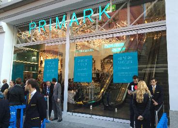 Tienda de Primark en Gran Vía (Madrid)