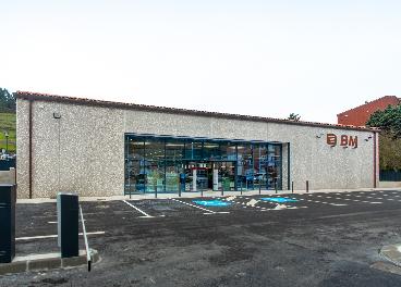 Supermercado BM de Potes
