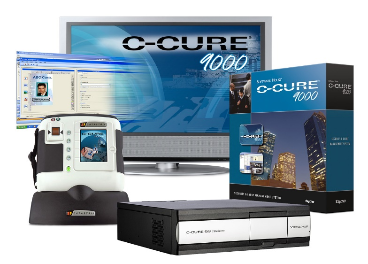 C•CURE 9000 de Tyco Software House