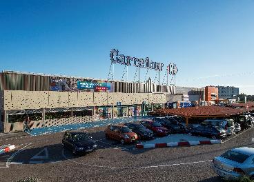 Centro comercial Carrefour Cáceres