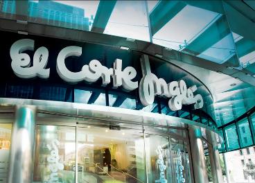 El Corte Inglés de Castellana (Madrid)