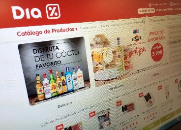 Tienda online de DIA