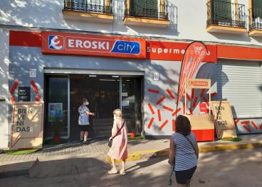 Eroski City en Badajoz