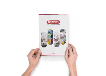 Catálogo de Araven para horeca