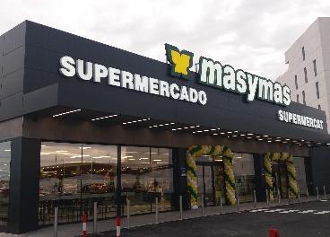 Tienda de Masymas en Paterna (Valencia)