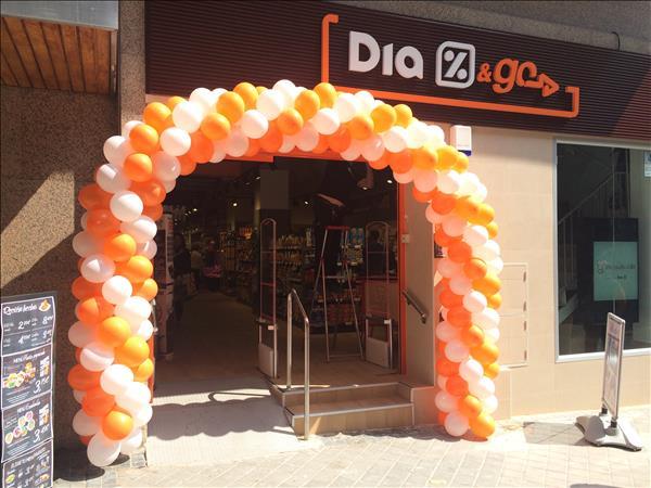 Nuevo modelo de conveniencia DIA&Go en Madrid