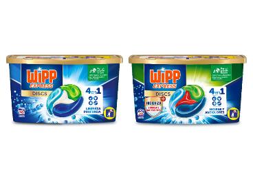 Discs 4en1 de Wipp Express, de Henkel