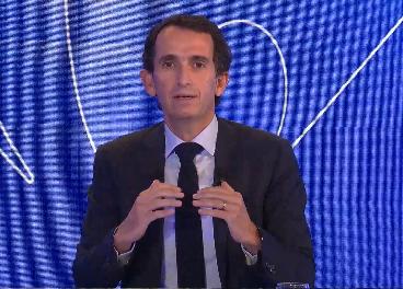 Alexandre Bompard, de Carrefour