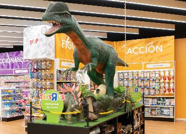 Tienda de Toys 'R' Us en Valencia