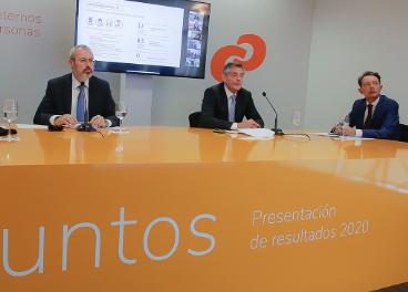 Juan Luis Durich presenta resultados de Consum