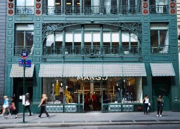 Tienda de Mango en Nueva York
