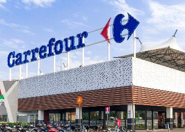 Hipermercado de Carrefour