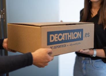 Envíos de Decathlon