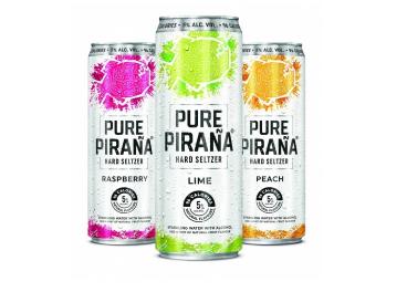 Heineken lanza la bebida Hard Seltzer Pure Piraña