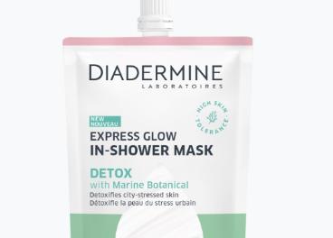 Mascarilla para la ducha de Diadermine