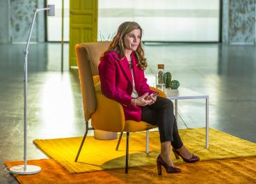 María Rojas, charlas Ikea
