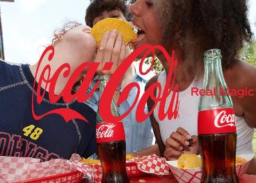 Coca-Cola lanza Real Magic
