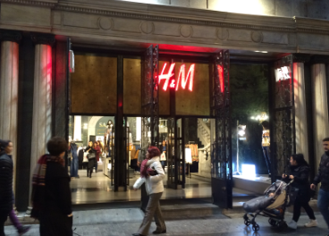 Tienda H&M Gran Vía (Madrid)