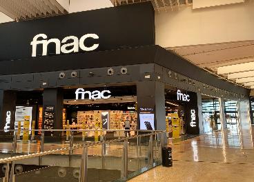 Tienda de Fnac en España
