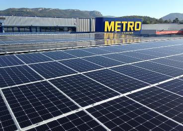 Metro será neutra en carbono en 2040