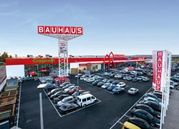 Tienda Bauhaus