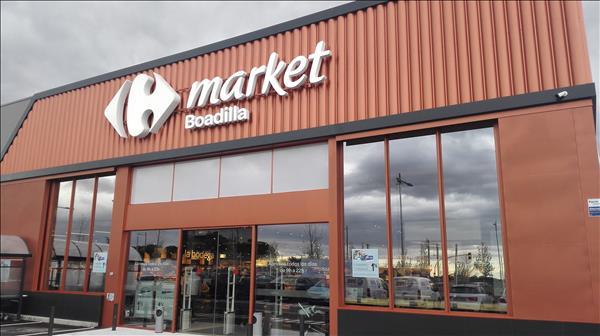 Nuevo modelo Carrefour Market en Boadilla (Madrid)