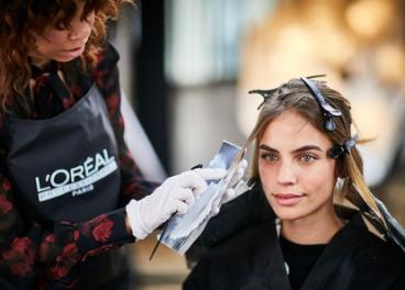 Peluquería L'Oréal