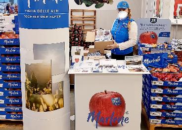 Manzanas Marlene de VOG