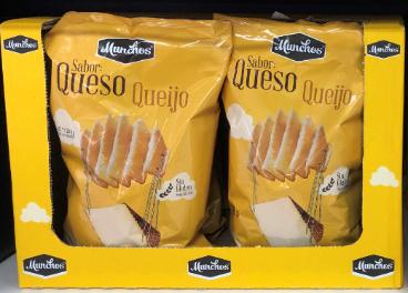 Patatas fritas de PepsiCo para Mercadona