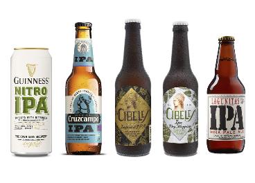 Heineken España y sus cervezas IPA