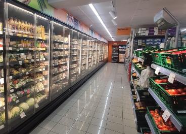 Consum abre supermercados